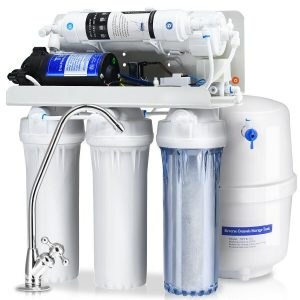 Vandens kokybės garantas namuose